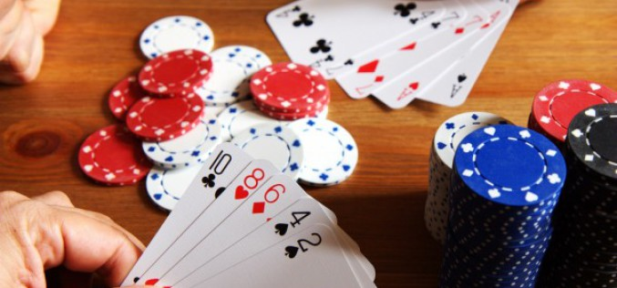 Draw Poker: An Intriguing Positional Poker Game