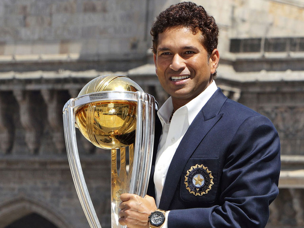 Focus Upon The Professional Career Of Sachin Tendulkar