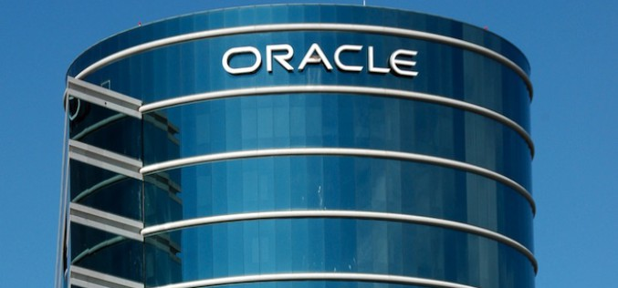 Oracle Enlarges Its Area