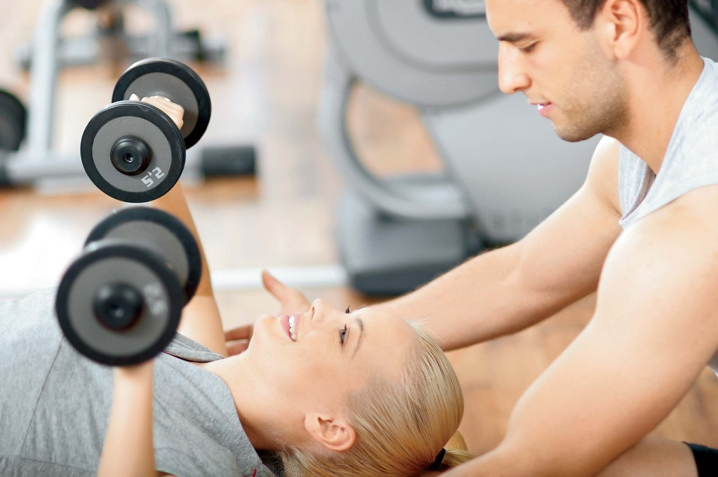 Your Fitness Trainer Knows It All