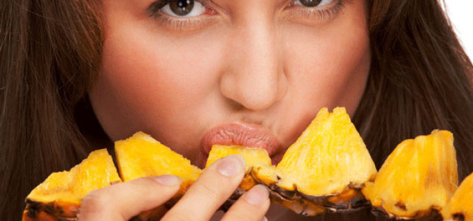 Benefits Of Eating Pineapple Fruit
