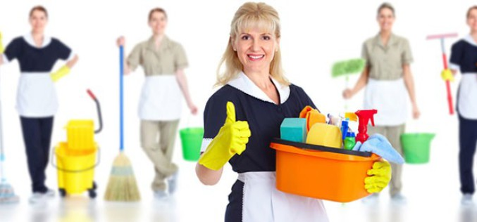 What Cleaning Services A Cleaning Company Can Offer?