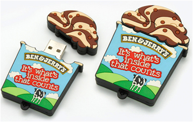 Industrial Use Of Custom USB Drives