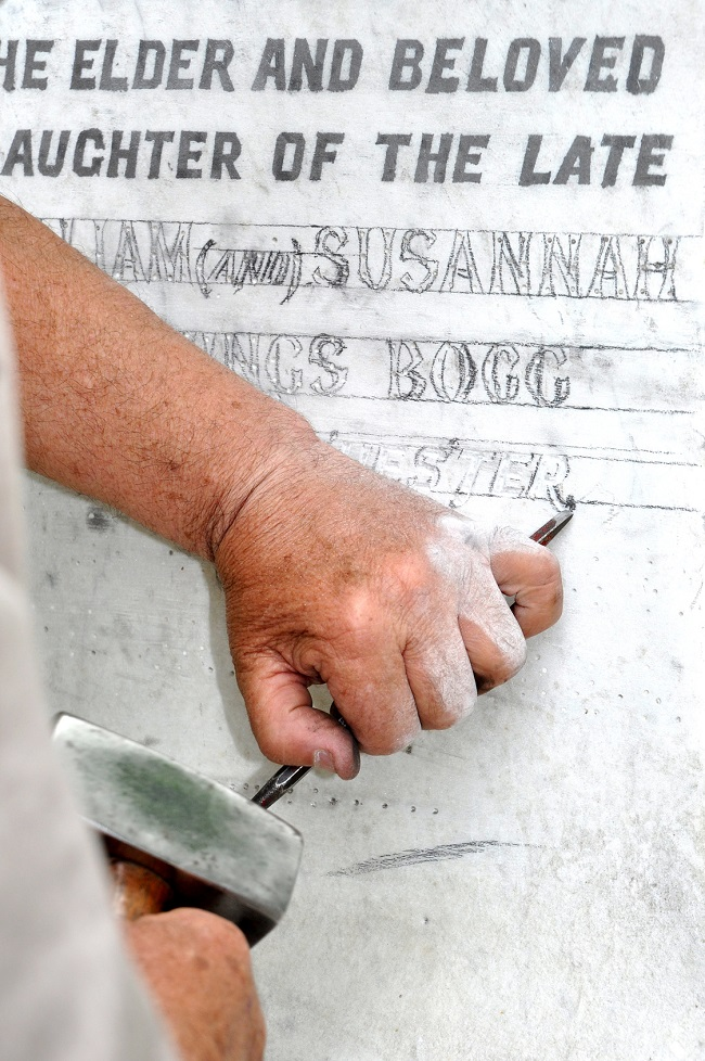 Monumental Masons - Create In Shape Of A Timeless Memory