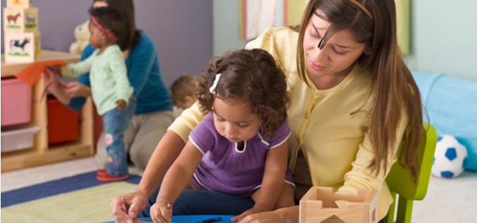 How Playgroup Programmes Are An Integral Part of Your Child's Early Development