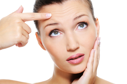 Get Younger Looking Face With Forehead Lift