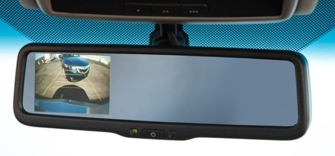 Vehicle Backup Reverse Camera