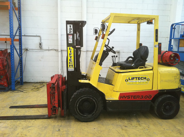 5 Things To Consider When Seeking Forklift Hire