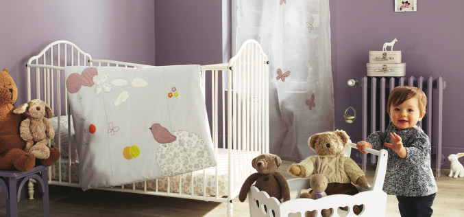 Learn How To Embellish Your Baby Nursery