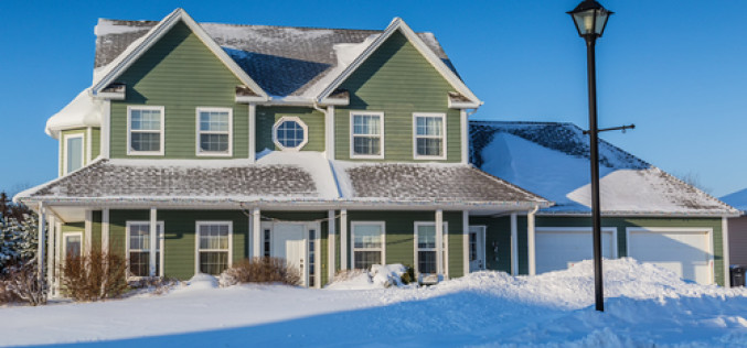 Is Your Houses Winter Ready?