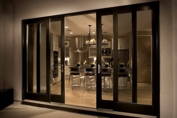 What Are The Benefits Of Aluminium and Timber Sliding Doors?