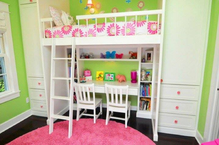 Why Parent Prefer Bunk Beds With Desk For Kids