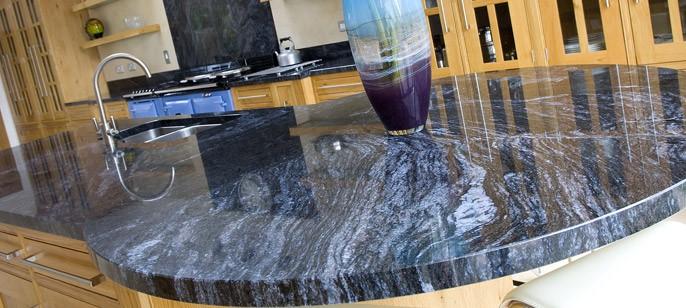 Properties Of The Granite Worktops
