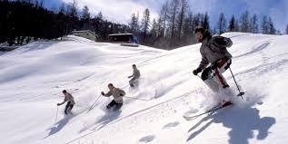 Yes, Large Families Can Take Ski Trips