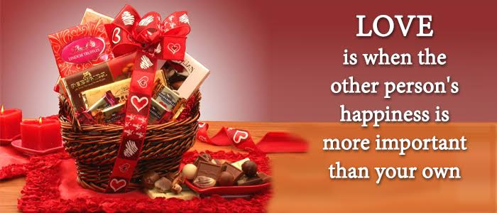 Convey Your Love With Tremendous Gift Basket On Valentine's Day