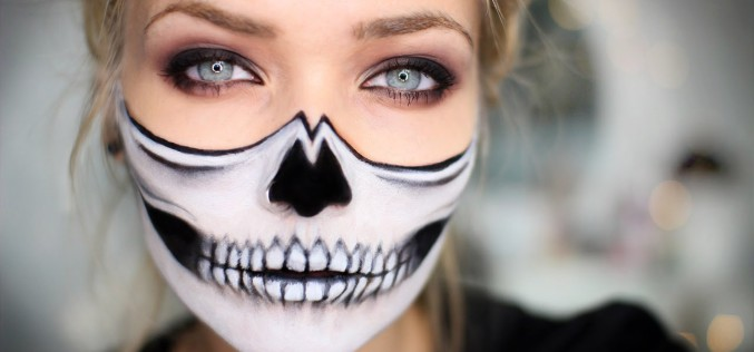 Creepy Halloween Makeup Ideas For You – When You Wish To Give A Scary Look