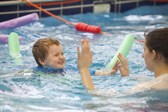 Benefits Of Learning To Swim In A Small Group Environment
