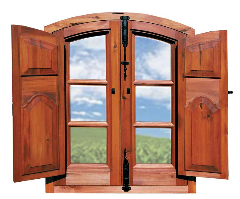 Wood Window Frames : How to take care of wooden windows plaz media