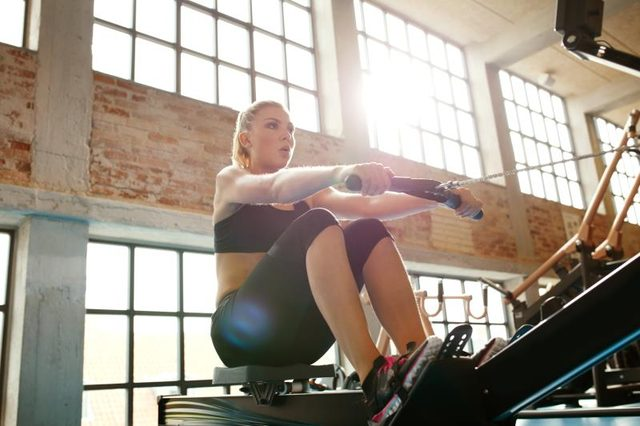 Rowing Machine Weight Loss