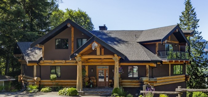 How To Enhance The Longevity Of Log Homes?