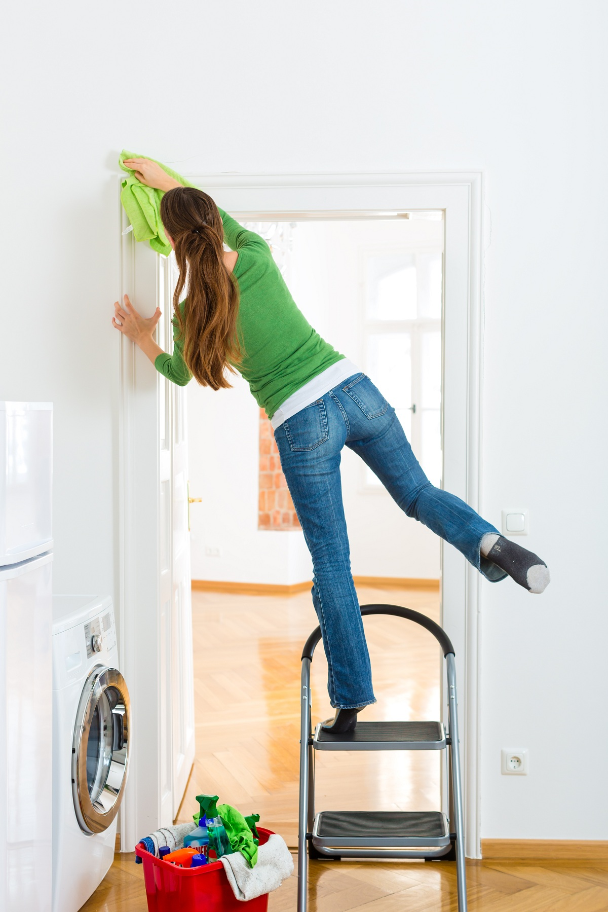 How To Clean Your Home Faster and Easier