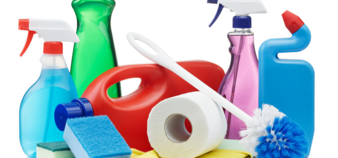 Save Money By Purchasing Cleaning Supplies For Household Cleaning