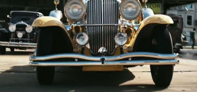 Make Your Car A Gatsby Style