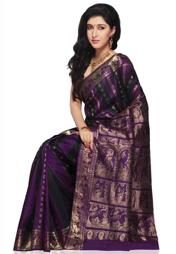 Spin A Yarn Women and Their Love Affair With Saree
