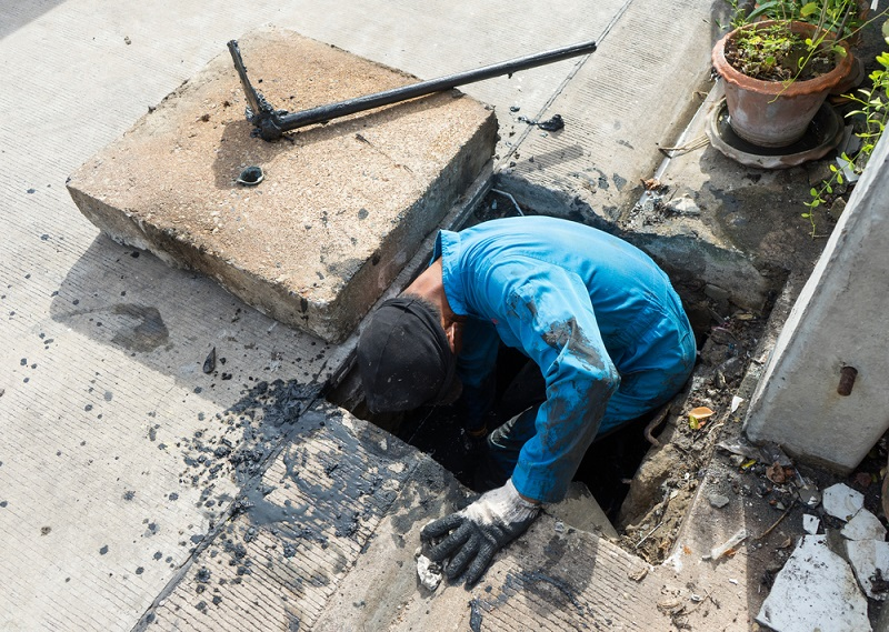 Drain cleaning Wantirna