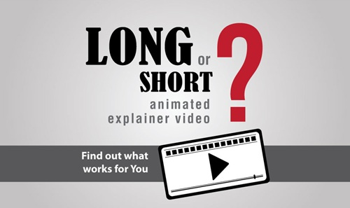 How To Decide The Ideal Length For An Appealing Explainer Video?