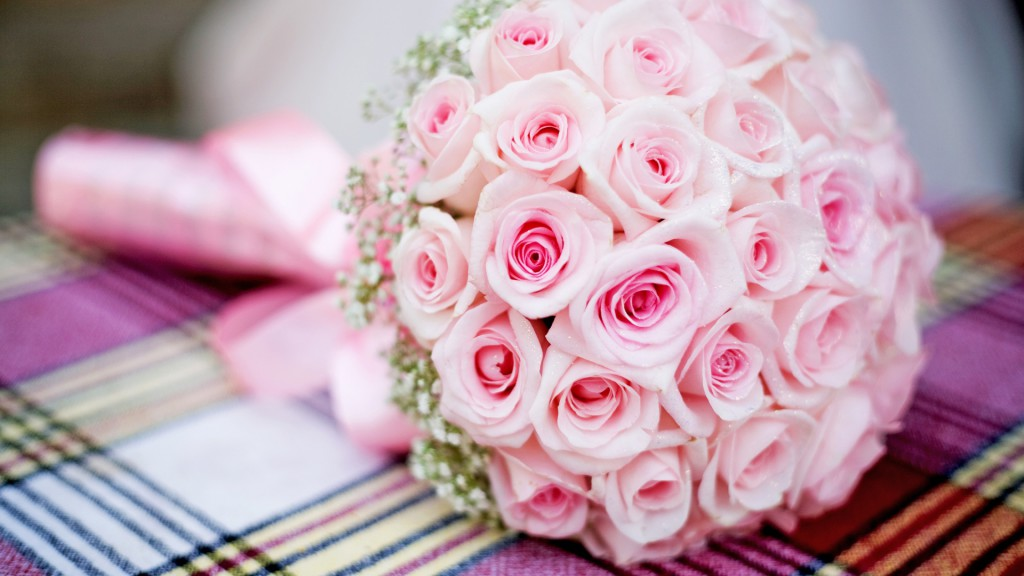 pink-bouquet-roses