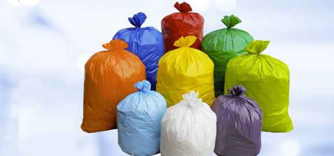 4 Advantages Of Using Colored Trash Bags