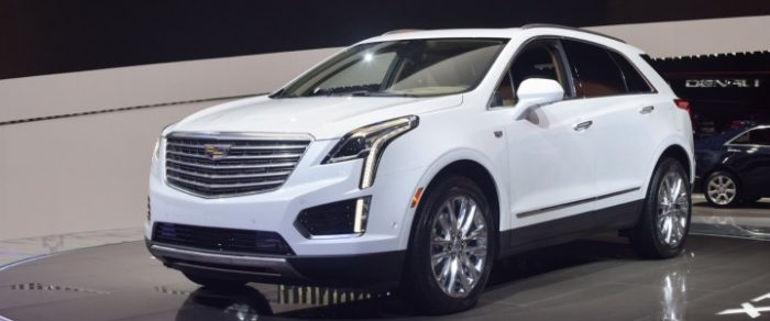 What Is The 2016 Cadillac XT5 Like?
