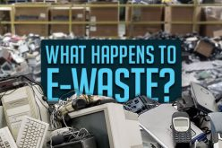 Why Recycling E-waste Matters
