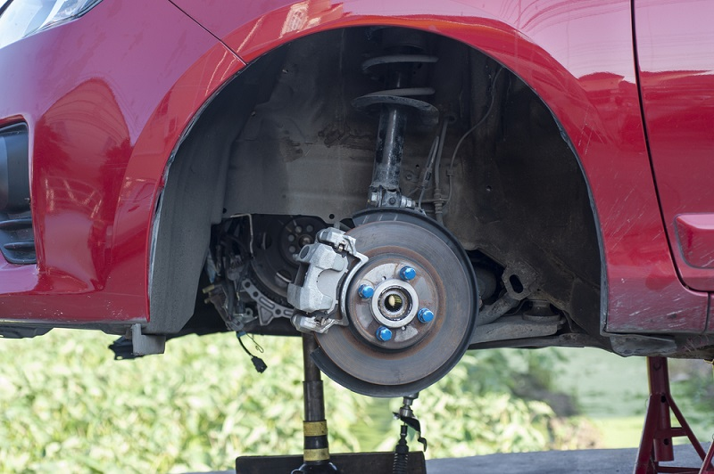 Common Signs Of A Bad Brake Rotors