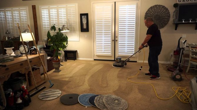 How To Clean Carpets Quickly And Easily?