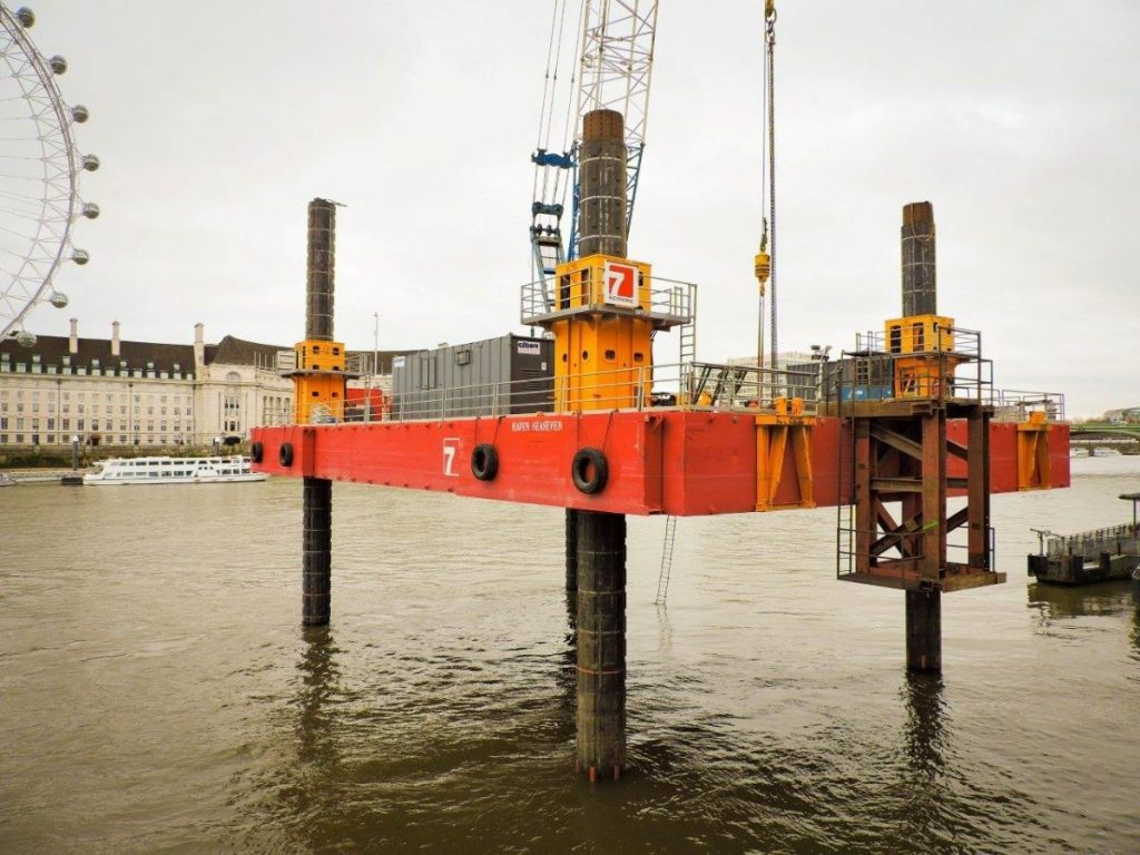 What Should You Look For While Hiring A Marine Construction Company?