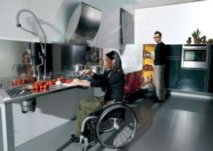 Guidelines For Designing An Accessible Kitchen For