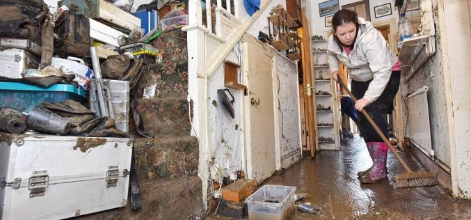 How To Clean Your Home After A Flood?