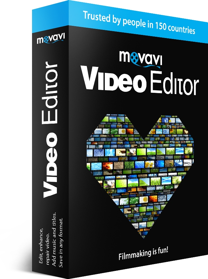 Reversing Videos With Movavi Video Editor