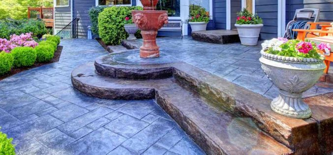 Considering Concrete Driveway Paving For Your Home