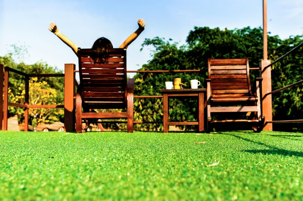 Enjoy A Green Refreshing View Every Morning