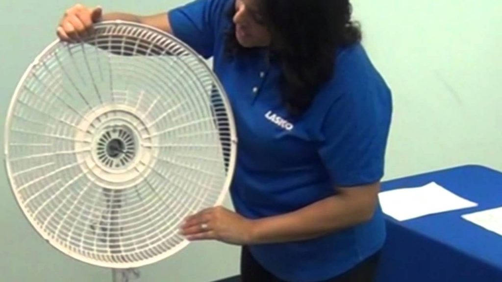 What Is The Best Way To Clean A Pedestal Fan?