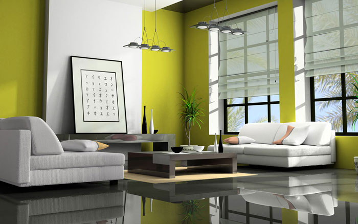 Choosing The Perfect Shades Of Color For Your Drawing Room1