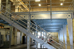 The Benefits Of Mezzanine Platforms For Warehouse Operations