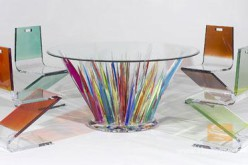 Change The Look Of Your Dining Room With The Latest Range Of Acrylic Dining Chairs