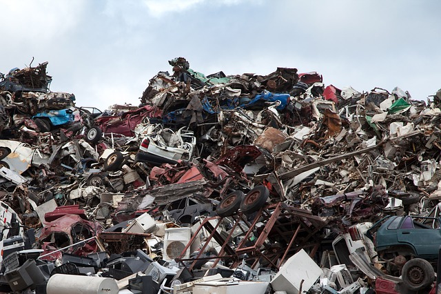 The Advantages Of Selling Your Scrap Metal