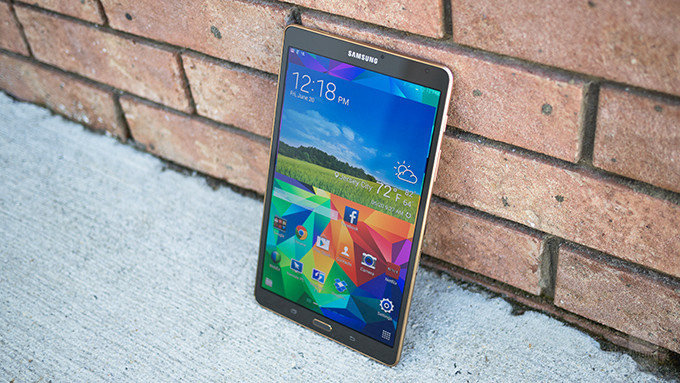 SAMSUNG Galaxy S2 Tab 8.0 The Thinnest Tablet In The World To Watch Pictures