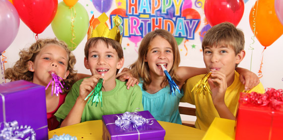 The Top 3 Must Have Children Birthday Entertainment