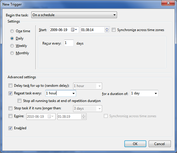 Unfolded Mysteries Of A Software Legacy: Task Scheduler